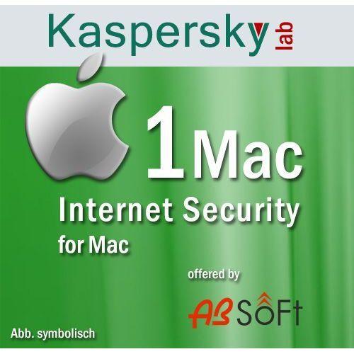 Kaspersky  internet security 2015 1 mac /12 miec esd (kl1211pbafs)