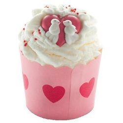 Bomb Cosmetics Jar of Hearts - deser kakaowy do kąpieli z kategorii Sole i kule do kąpieli