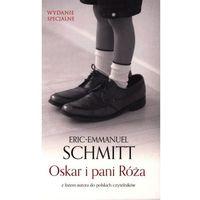 Oskar i pani Róża (ISBN 9788324016655)