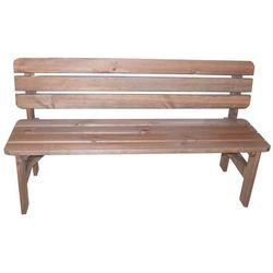 Ławka drewniana MIRIAM - 200CM