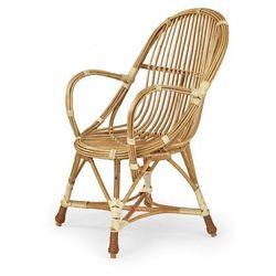Krzesło ogrodowe Halmar WICKER - produkt z kategorii- Krzesła ogrodowe