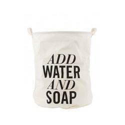 Kosz Na Pranie Add Water And Soap House Doctor, Ls0404