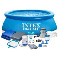 Intex Basen rozporowy 244x76 cm 8w1 w 24h! dobrebaseny