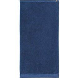 Ręcznik Connect Organic Uni ciemnoniebieski 70 x 140 cm (8715944500944)