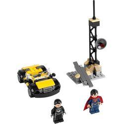Lego SUPER HEROES STARCIE W METROPOLIS 76002 (dziecięce klocki)