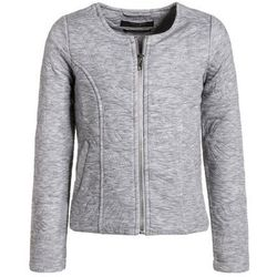 Teddy Smith VIKKY Kurtka przejściowa grey melange - produkt z kategorii- kurtki dla dzieci