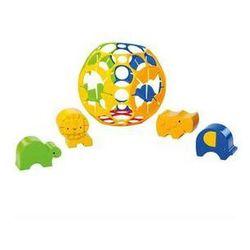 Třídění tvarů Bright Starts Oball Jungle Adventures™ - produkt z kategorii- Pozostałe dla dzieci