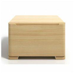 Szafka nocna drewniana z szufladą ventos 6s - 6 kolorów marki Producent: elior