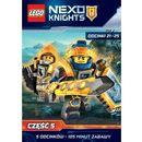 Film lego® nexo knights część 5 marki Galapagos