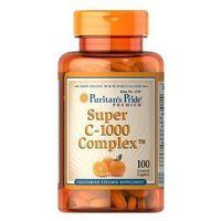 Super C-1000 Complex / 100 tab PURITAN'S PRIDE