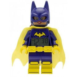 9009334 - ZEGAR LEGO® BATMAN: MOVIE BATGIRL (Minifigure Clock), 9009334