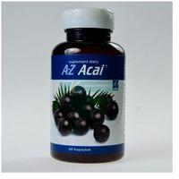 A-Z Acai extract standaryzowany 350mg 60 kaps. (5903560622901)