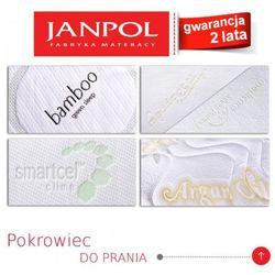 Pokrowiec na materac GRUPA II - JANPOL, Rozmiar - 90x200 cm, Pokrowiec - Bamboo - NEGOCJUJ CENY