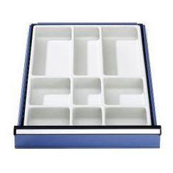 Anke werkbänke - anton kessel Przegroda do szuflad, wkład półkowy z tworzywa, do szuflad o wys. 90 mm. 1 kompl