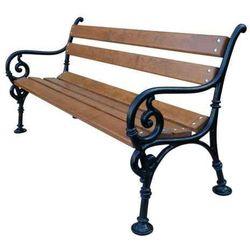 Ławka żeliwna wiedeńska parkowa 180 marki Fiemar