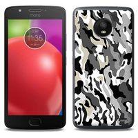 Fantastic Case - Motorola Moto E4 - etui na telefon Fantastic Case - szare moro, ETMT550FNTCFC140000