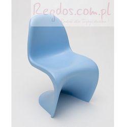 Krzesło Balance Junior niebieski, towar z kategorii: Krzesła i stoliki