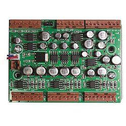 Wzmacniacz rozdzielacz wideo vd-103(n) systemu gate view marki Commax