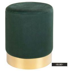 SELSEY Pufa Sewina zielona (5903025363974)