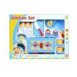 Mega creative Mc zestaw kuchenny z akcesoriami 419321 (5902643697362)