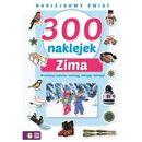 300 naklejek na zimę - Opracowanie zbiorowe (9788380730885)