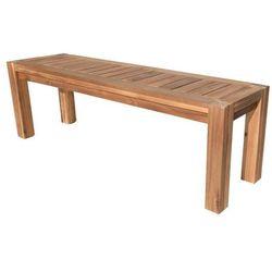 Rojaplast ławka drewniana bill