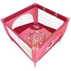 Kojec dziecięcy play up uchwyty  (różowy) od producenta Baby design