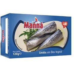 Mini makrele portugalskie