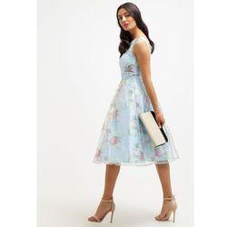 Chi Chi London BLAKE Sukienka koktajlowa blue, niebieski w 6 rozmiarach