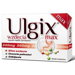 ULGIX wzdęcia max 30 kapsułek - oferta [05582a7857715270]