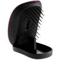 Ikoo Metallic Pocket szczotka do włosów 1 szt dla kobiet Cherry Black (4260376291068)