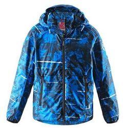 Kurtka Reima FROSTING (bez ocieplenia) niebieski wzór (ocean blue) - sprawdź w wybranym sklepie
