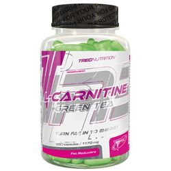 TREC L-Carnitine + Green Tea 1170mg 180 Kaps