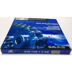 ŁAŃCUCH NAPĘDOWY ROLKOWY 12B-1 DONGHUA Solidny - produkt z kategorii- Pozostałe artykuły przemysłowe