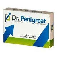 , szybkie i trwałe powiększenie penisa marki Dr. penigreat