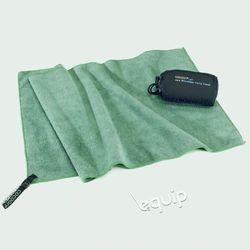 Cocoon Ręcznik szybkoschnący terry towel light  s - bamboo green