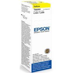 Tusz EPSON T6644 Żółty z kategorii Tusze