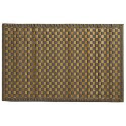 Chodnik dywanowy z bambusa, mata na balkon, dywan pleciony, dywan beżowy, dywany naturalne, modne dywany, chodnik bambusowy (3560239248347)