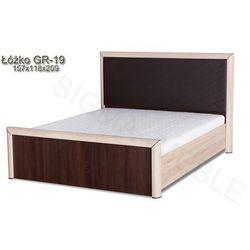 Łóżko gr-19 wyprodukowany przez Sigma-meble