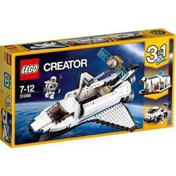 31066 ODKRYWCA Z PROMU KOSMICZNEGO (Space Shuttle Explorer) KLOCKI LEGO CREATOR wyprzedaż
