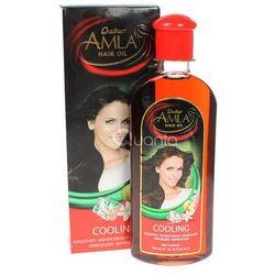 Dabur Amla Hair Oil Cooling - Olejek do włosów orzeźwiający, 200ml - produkt dostępny w ekobieca.pl