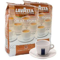 ZESTAW - Kawa Lavazza Crema e Aroma 2x1kg + Filiżanka Lavazza z kategorii Kawa