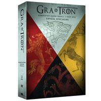 Gra o tron, sezon 3 (5 dvd) digipack marki Galapagos