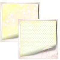Magiczna kartka Ozdobny papier la magie ombre 30,5x30,5 - 01 - 01