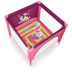 Kojec dziecięcy joy  (różowy) od producenta Baby design