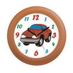 Zegar ścienny kolorowy auto, ZD#1Y