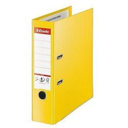 Segregator ESSELTE PLUS Vivida No.1 Power A4, 80mm, żółty 624076