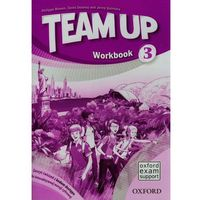 Team Up 3 SP Ćwiczenia + Online Workbook. Język angielski, oprawa miękka