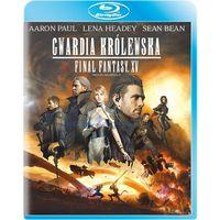 Final Fantasy XV. Gwardia Królewska (Blu-Ray) - Takeshi Nozue