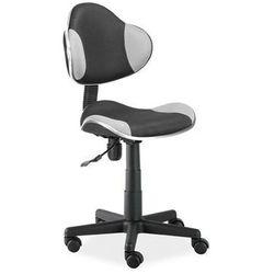 Fotel obrotowy q-g2 szaro czarny marki Signal meble